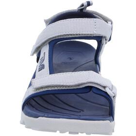 Teva Tanza Chaussures Enfant, grey/navy